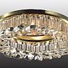 369453 Декоративный встраиваемый светильник