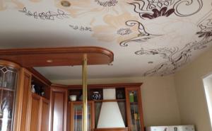 натяжной потолок мытищи