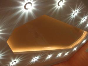 светильники для подсветки потолка 2