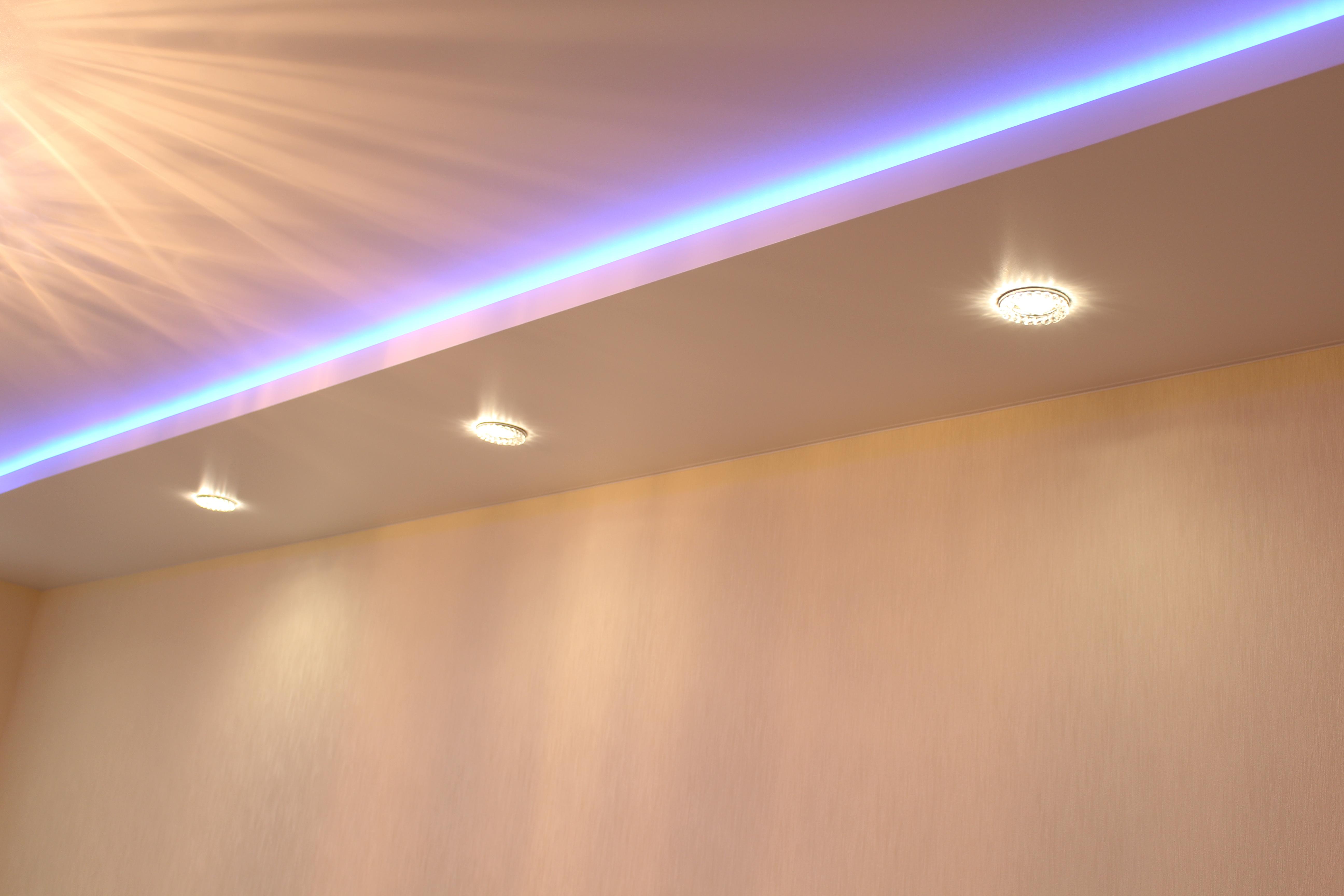 Натяжной потолок - красота и безупречное качество